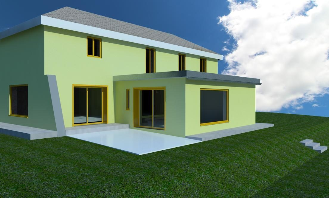 Personal home designs low cost house extensions drawings for Cost to stage a house