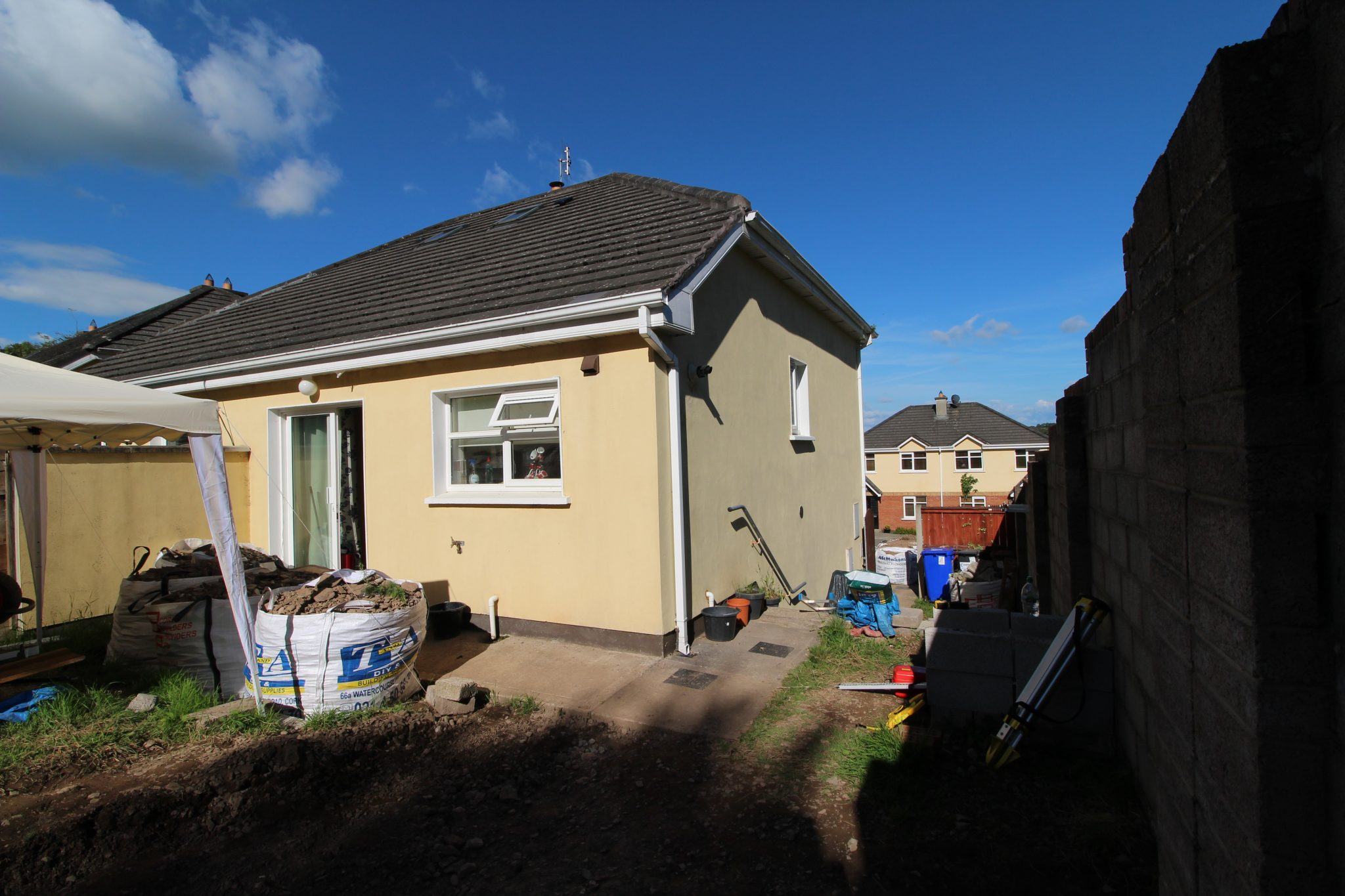 architect for house extension cork